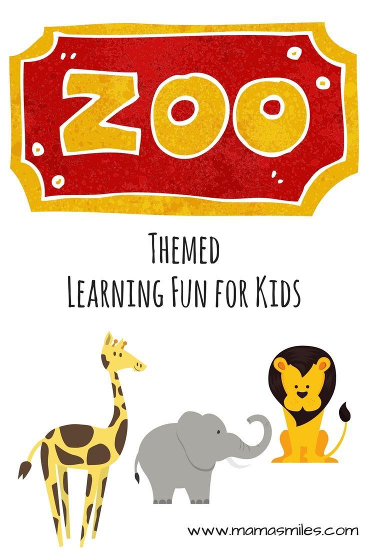 Animal Fashion Show And More Zoo Themed Learning Fun Get Ready For
