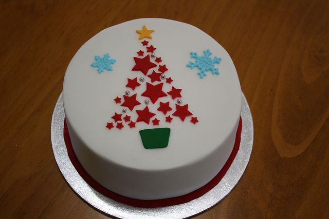 2012 Christmas Cakes, via Flickr.