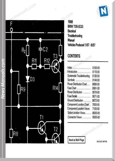 Bmw 735i Engine Diagram - Wiring Diagram Schema