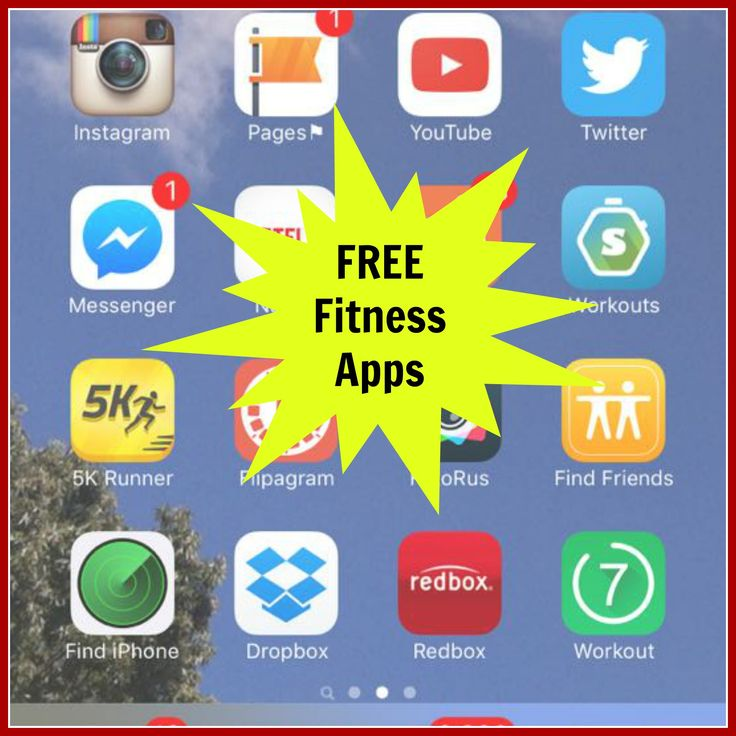 FREE Fitness Apps I use to help me tone up and lose weight!  Save your money  and try these free fitness apps out first!
