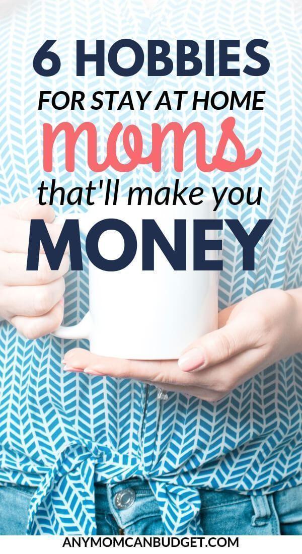 Diese zu Hause bleiben Mutter Hobbys für Frauen wie ich