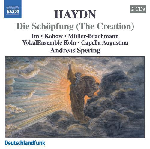 Haydn: Die Schöpfung (The Creation) [CD]