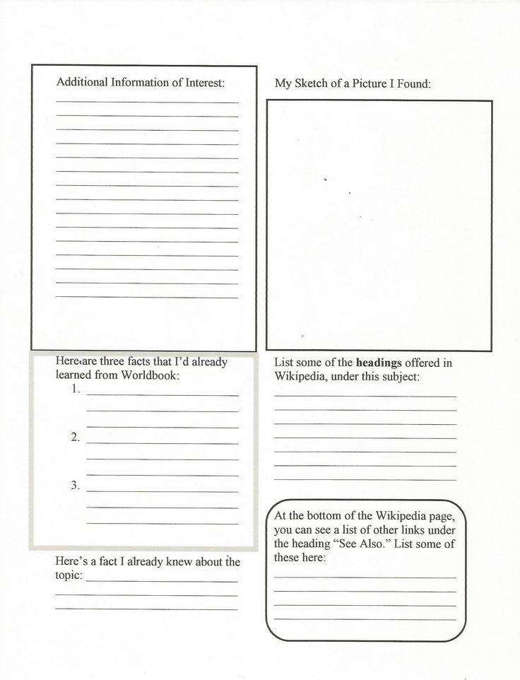 45 best Advisory Class Lesson Ideas images on Pinterest Creative - resume writing worksheet