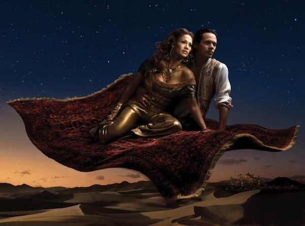 Photographer Gets A-List Celebrities To Reenact Stunning Scenes From Disney Movies (Photos)
