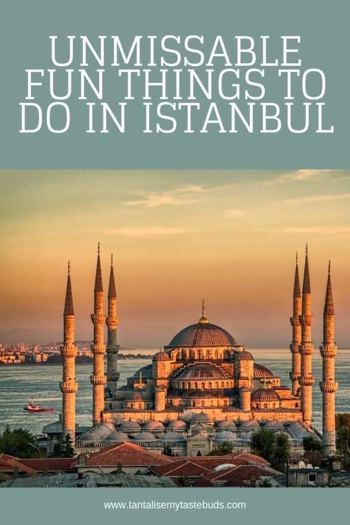 13 Unmissable things to do in Istanbul – a comprehensive guide