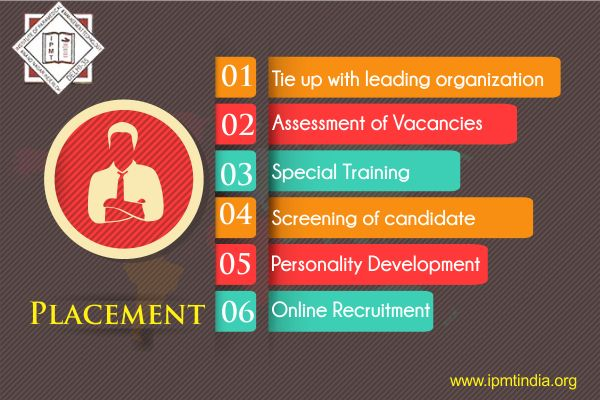 This is what IPSR provides. Though proper knowledge and skills is a must, it is not enough to fetch one the deal in the market. #education #career #jobs #ipsr #placement