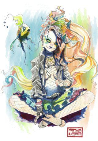 Delirium - Sandman, Neil Gaiman