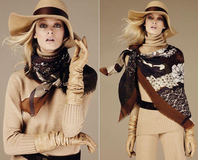 Каталог аксессуаров Loro Piana |Весна-лето 2016 на Fashion-fashion.ru