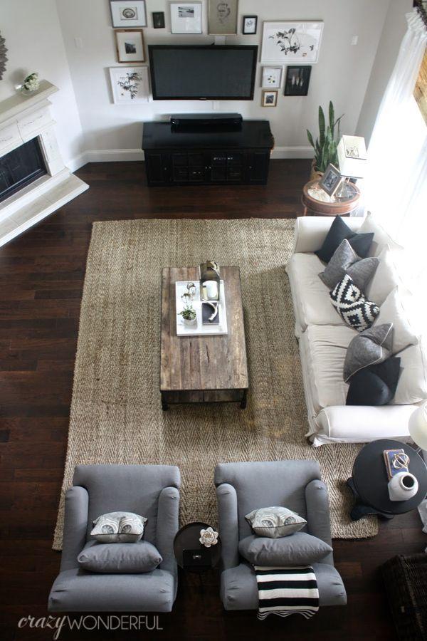 Crazy Wonderful: rug FAQ + rug pad corner review