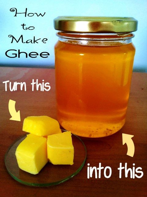 Back to Basics: How to make Ghee - it's so easy, why aren't you giving this a go?! The Urban Ecolife