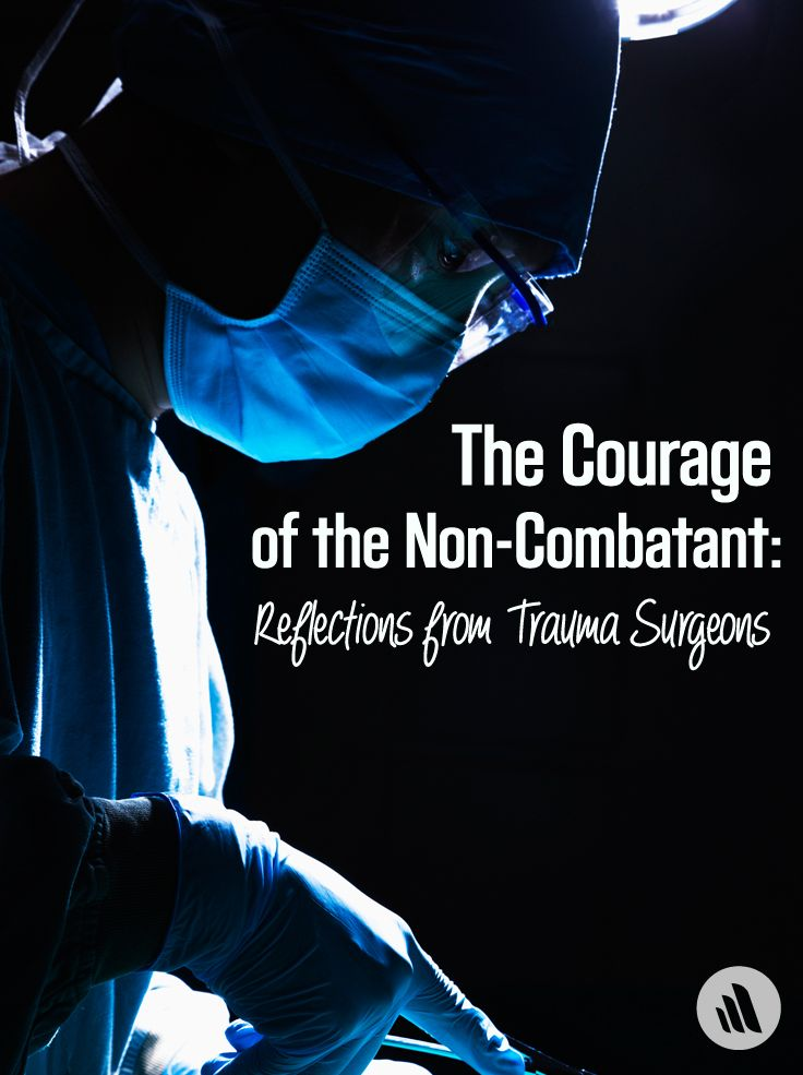 Insights from an attending trauma surgeon    For Med