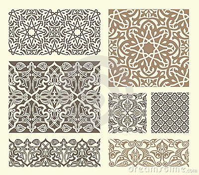 Arabian pattern by Ataly123, via Dreamstime