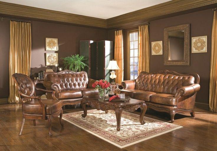 Salon D 233 Co Style Victorien Moderne En 48 Id 233 Es D 233 Co