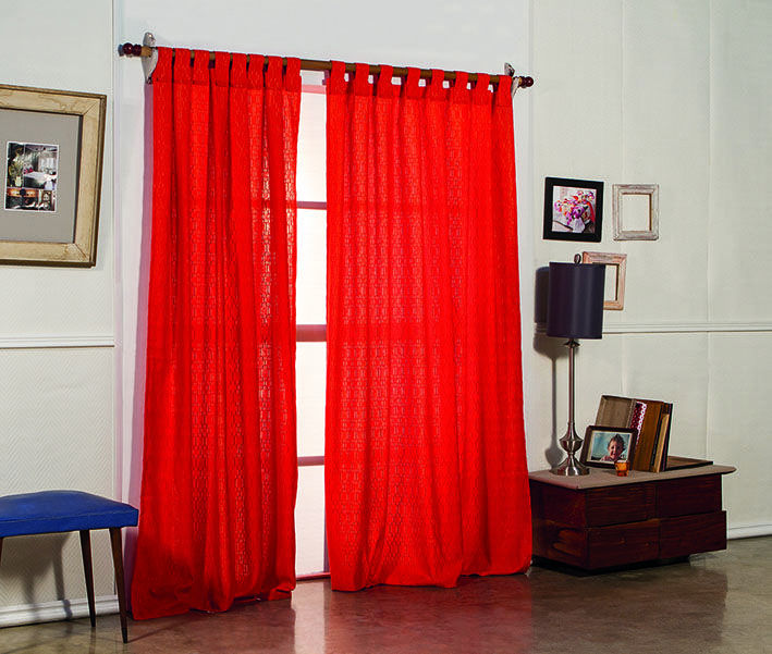 M s de 25 ideas incre bles sobre cortinas de color naranja for Cortinas naranjas