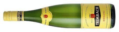 Terningkast 6: 88801 Trimbach Riesling 2015, 12,5 prosent vol, F.E. Trimbach, Alsace/Frankrike, 75 cl, 169,90 kroner. Basisutvalget. Strågul. Rene dufter av eple, lime og grønne urter, samt noe mineraler. Fersk og flott smak av eple og sitrus med en delikat sødme, som balanseres av en fast syre. Tørr finish med en ren, frisk ettersmak. Knallgod, rett og slett. En vin til sjømat, inkludert røykelaks, samt til kyllingretter.