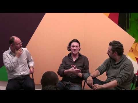 ▶ Glenn Brown, Keith Tyson and Michael Stubbs in conversation_Part5 - YouTube