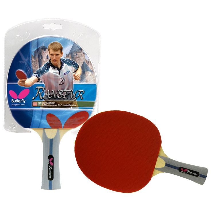 Butterfly Ranseur Paddle - 8803