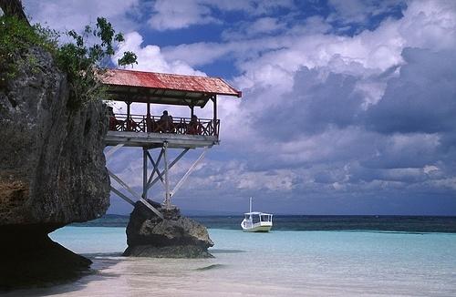 the beach of Bira, Southern Sulawesi - Indonesia
