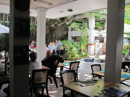 Smoky Mermaid Restaurant and Bar Located in The Great House Inn Just Across the Street from The Radisson Hotel in Belize City - Google Search
