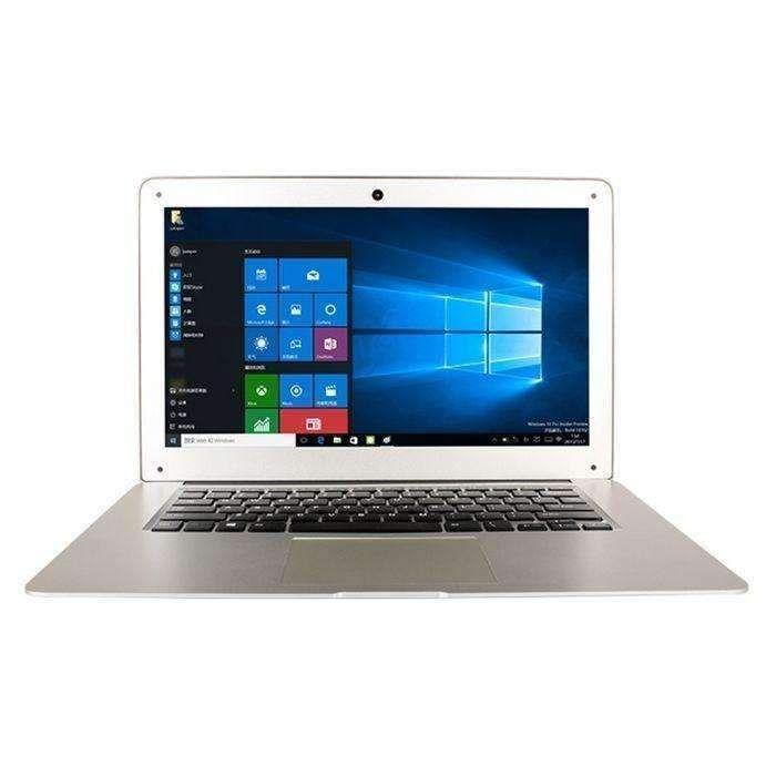 Silver Jumper Ezbook I7 Laptop 14 Inch 4gb+128gb Ubuntu System Support Windows 10 Intel I7-4500u Dua
