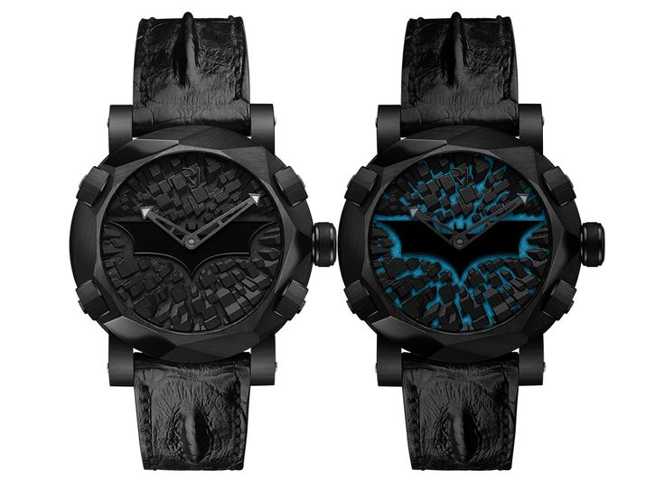 ¡Batman regresa! Conoce el Batman-DNA Gotham City de Romain Jerome