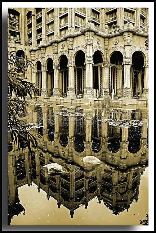 Palace Reflections - Sun City, North-West