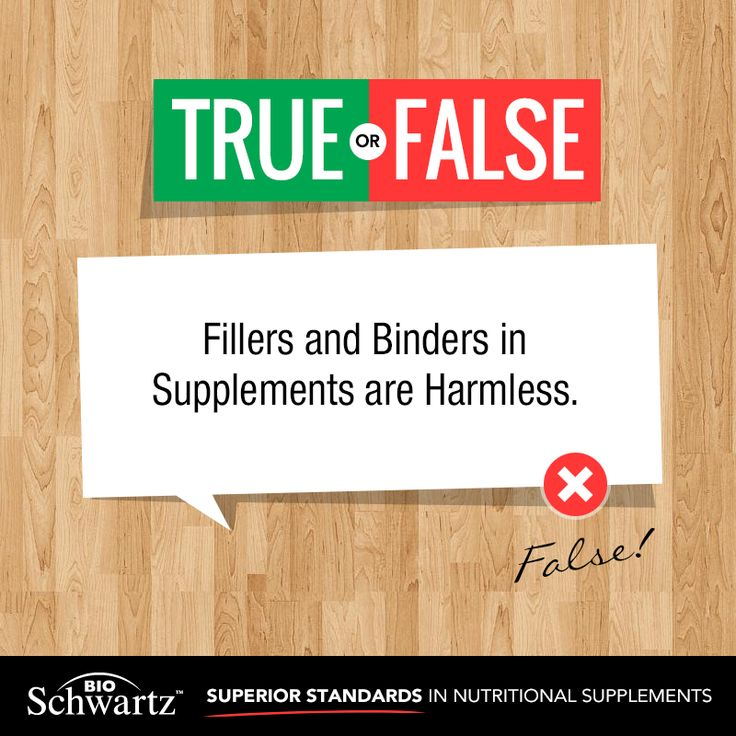 Binders and fillers are unnecessary additives often used to reduce cost and make products seem more pleasing to the eye. At BioSchwartz, we NEVER use binders or fillers, because these additives don't slash prices without a cost; not only can they inhibit the body's ability absorb the nutrients within the supplement, some can even be outright harmful to your health! Read labels carefully to ensure that you're getting only what you want, and not a filler more!  #bioschwartz #nobinders…