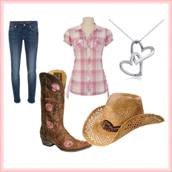 """Barn Dance"" by cupcaken3 on Polyvore"