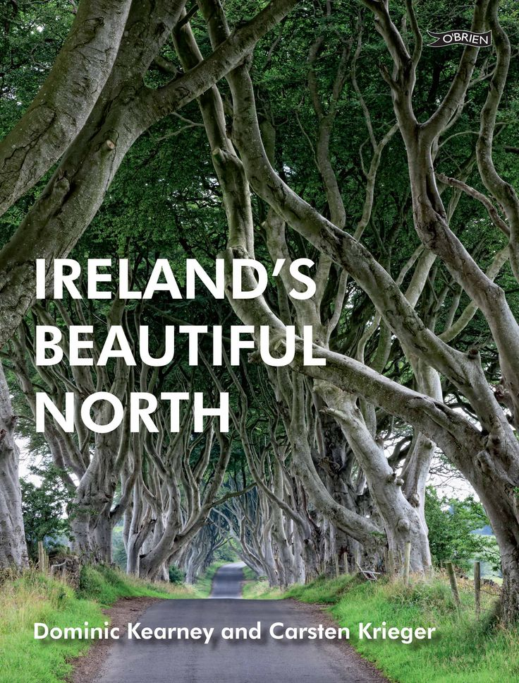 A beautiful photographic journey through Ulster, photographed by Carsten Krieger and written by Dominic Kearney