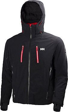 Helly Hansen Alpha 2.0 Jacket - Men's Ski Jackets - 2016 - Christy Sports