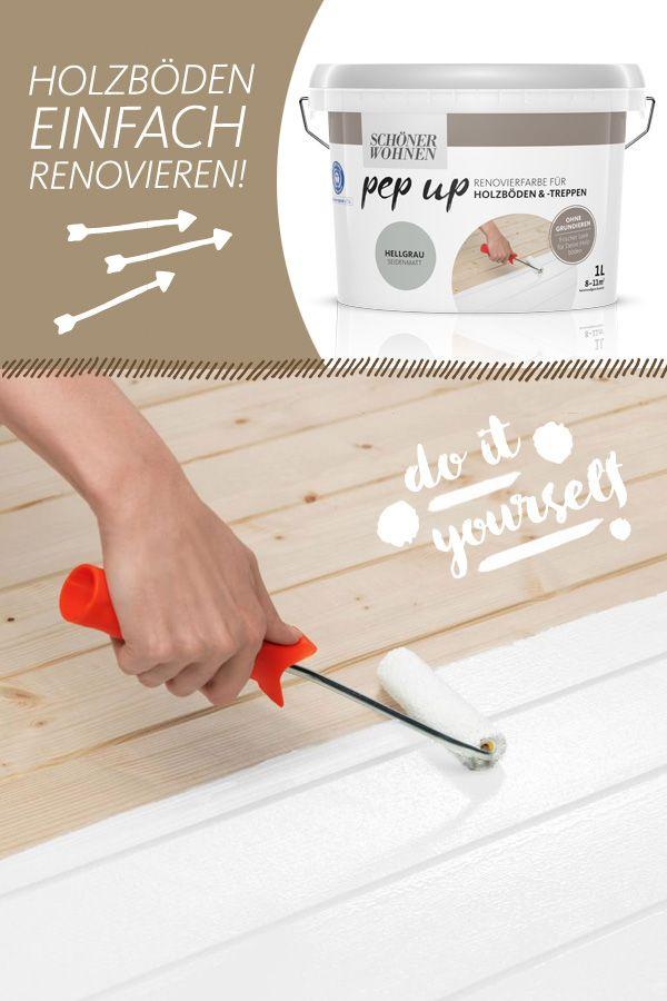 Werbung Diy Holzboden Renovieren Alte Holzboden Und Treppen Konnt Ihr Ganz Einfach Und Gunstig Selber Renovieren Be Holzboden Renovieren Alte Holzboden