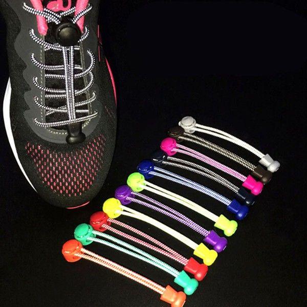 Shoe laces, Elastic shoe laces, Tie