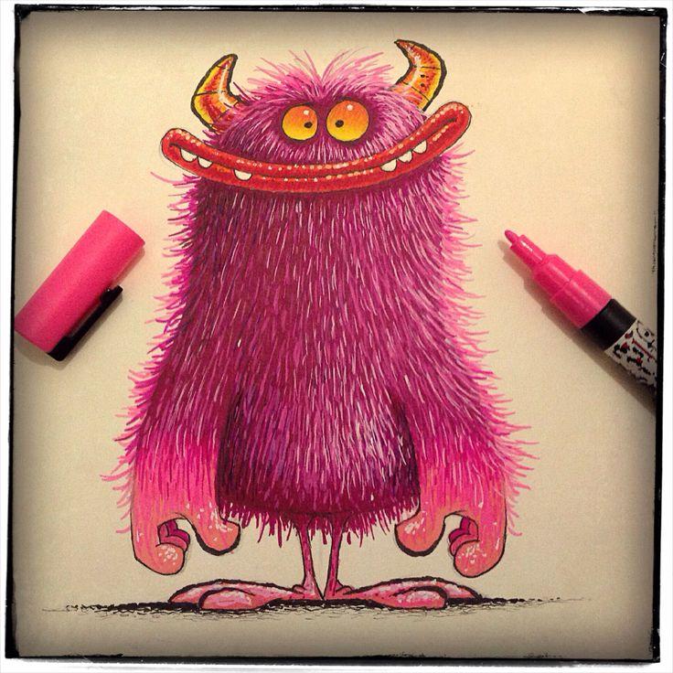 monster, Erroll