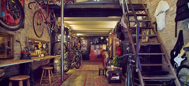 Καφέ για ποδηλάτες: Η νέα υπερ-κομψή μόδα που σαρώνει στην Ευρώπη [εικόνες]