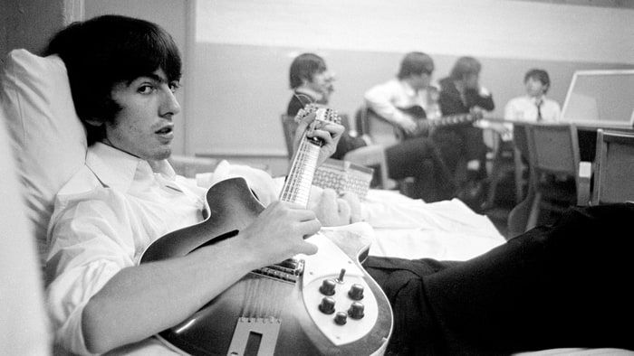 Inside George Harrison's Newly Expanded Memoir - Rolling Stone