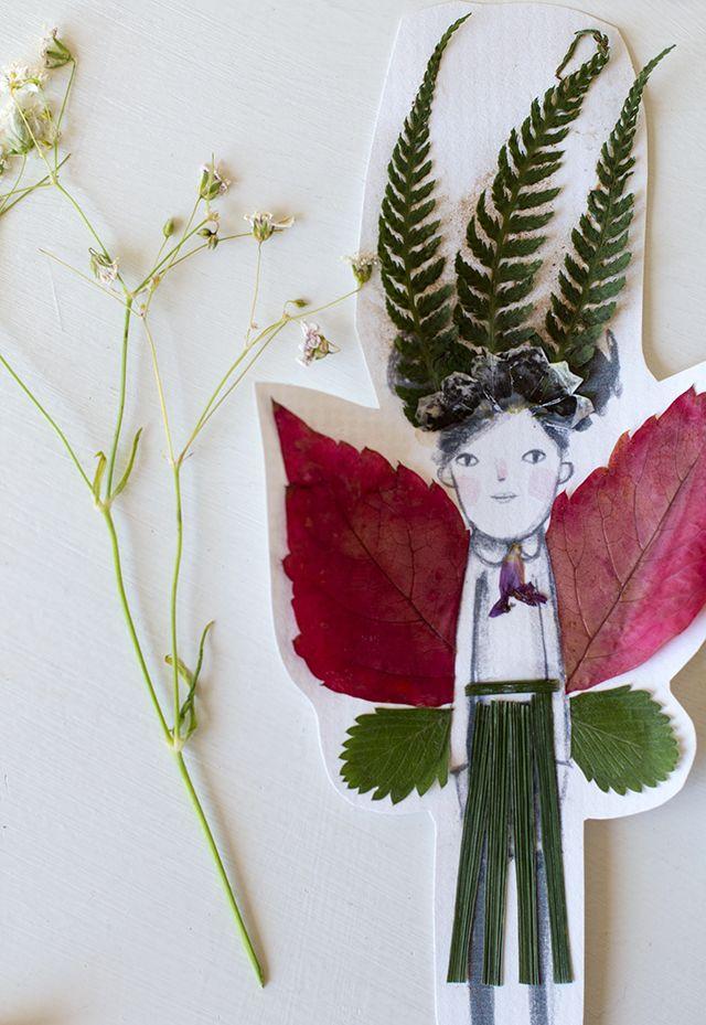 (^o^) Kiddo (^o^) Crafts - Nature Craft