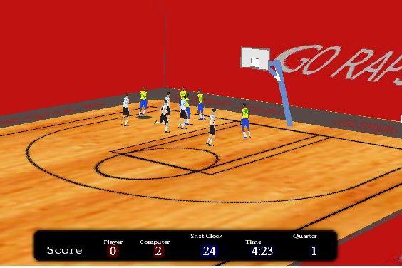 Basketbol oyunları, 3D Basketboll Maçı oyunu atesvesuoyunlari.BİZ.TR. Oyunda amacınız basketler atarak maçı kazanmak. Oyunda farenizle oyuncuları yönlendirin basılı tutarak basketleri atın. http://www.atesvesuoyunlari.biz.tr/basketbol-oyunlari/3d-basketboll-maci.html