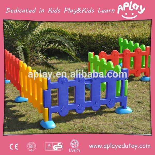 Colorful Kids Plastic Fence For Garden Items Ap Fc0001 , Find Complete Details about Colorful Kids Plastic Fence For Garden Items Ap Fc0001,Kids Plastic Fence,Colorful Kids Plastic Fence,Plastic Fence For Garden from Playground Supplier or Manufacturer-Wenzhou Aplay Edu And Toy Supplies Co., Ltd.