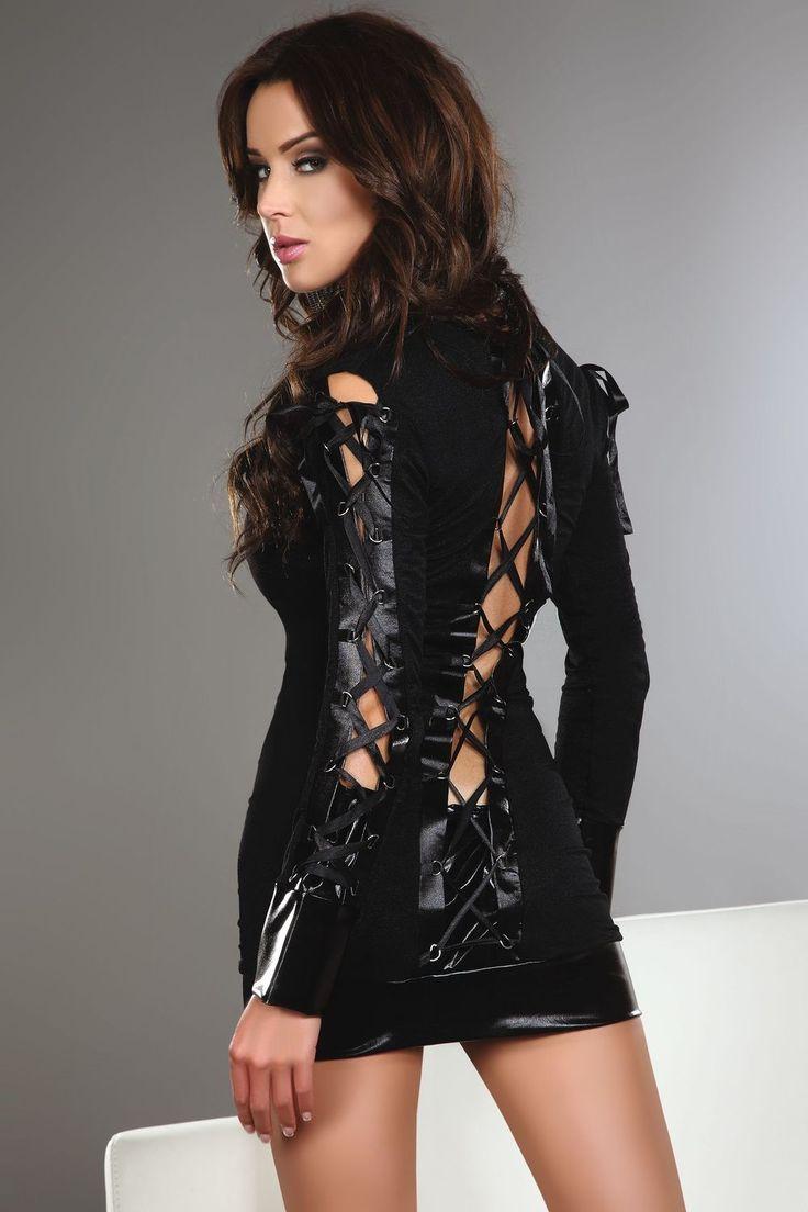 Livia Corsetti - Odilia  seksowna sukienka LC 90061