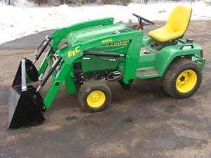 CTC 3240 Front End Loader for John Deere 318 332 | eBay
