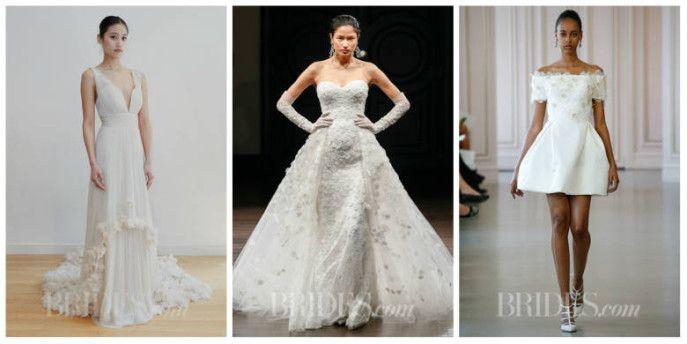 TENDÊNCIA: Estilistas lançam coleção de vestidos de noiva 2016