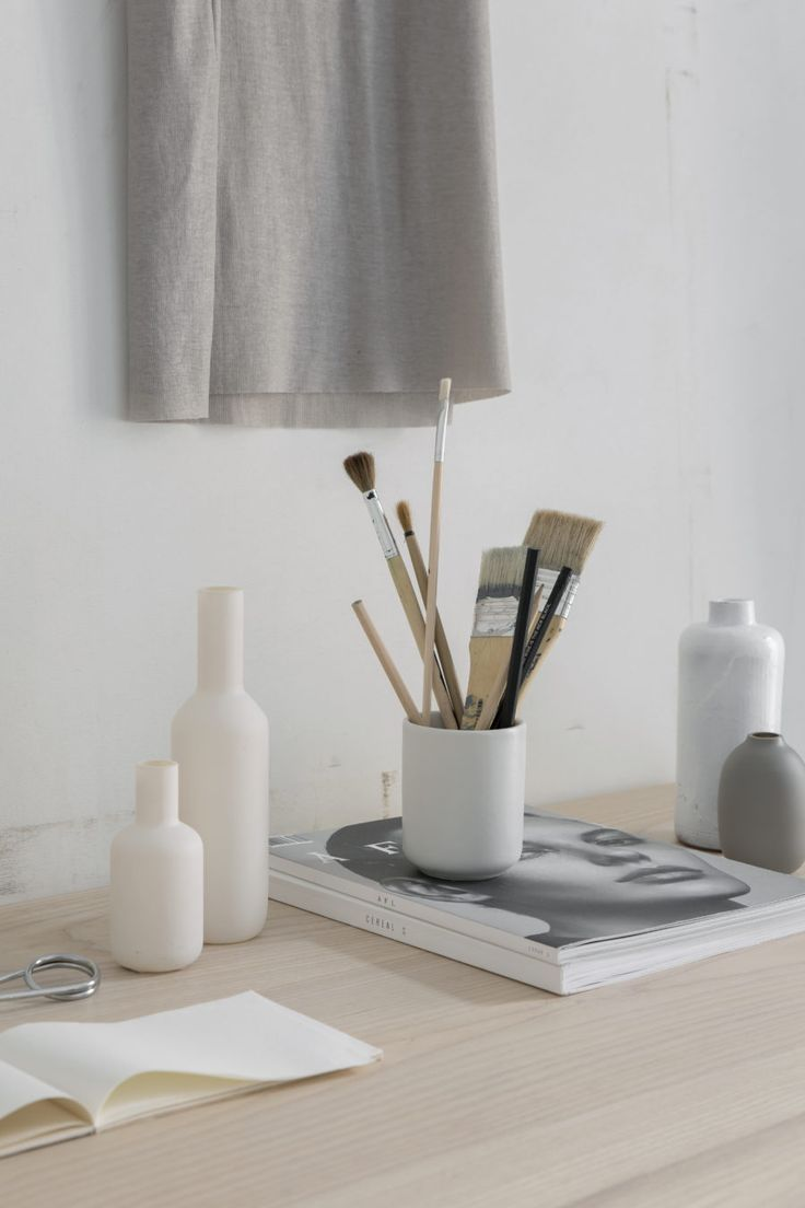 Soft minimalism. Styling Pella Hedeby, Photographer Sara Medina Lind