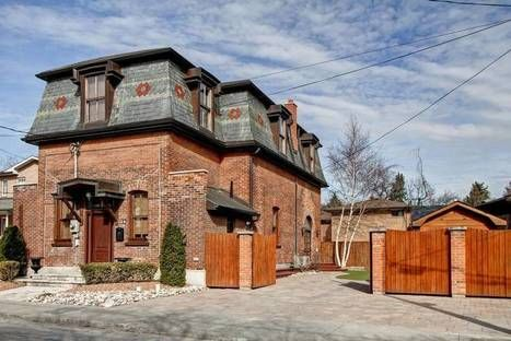 Home of the Week: A home of warm wood and rarity | Bare Naked Roofers | Scoop.it