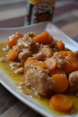 Cucina mia quanto ti amo: Spezzatino di maiale alle carote