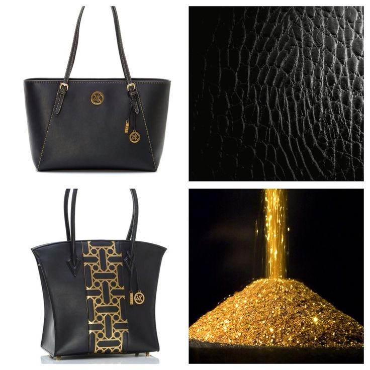 24Karati: L'eleganza dei colori, fusione di materia metallo/pelle, nasce così luxury gold collection. La tua borsa d'oro! 24Karati: The elegance of colors, fusion of material metal / leather, so it's born luxury gold collection. Your gold bag! #24K #goldcollection