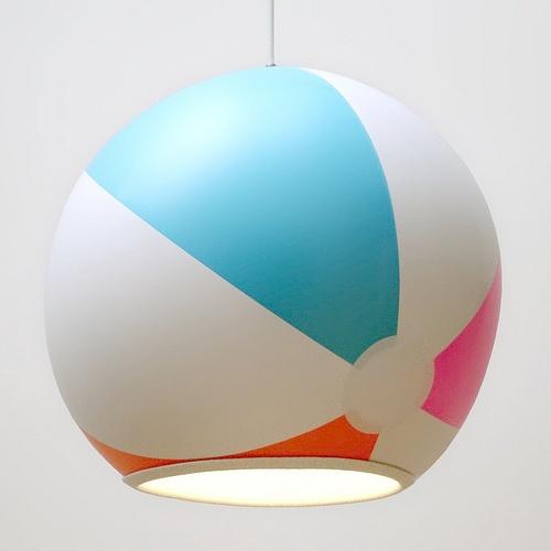 Beach ball light!Child Room, Beach Ball Lampshade 2, Kid Furniture, Lampshades Buy, Beachball Lamps, Adult, Kids, Lamp Shades, Beach Ball Lampshades 2