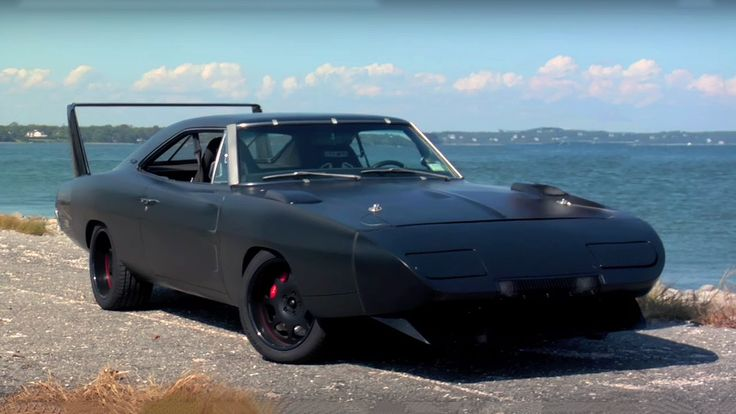 "180 mph 1969 Dodge Daytona ""Project Angrier"""