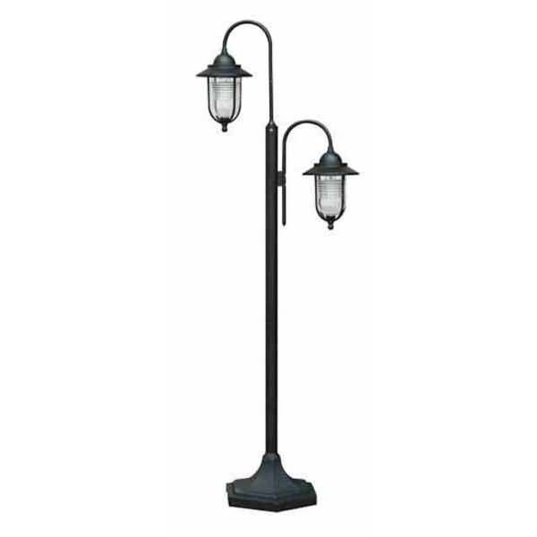 25 best ideas about lampadaire exterieur on pinterest for Fixture exterieur led