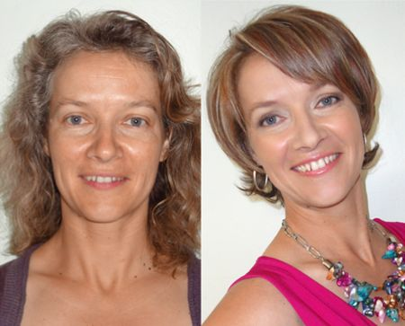 """Makeovers 