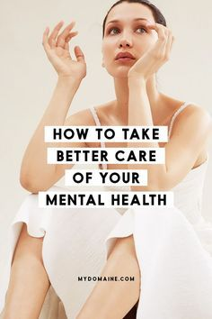 If you want to know how to stop anxiety (and worry) naturally, then do one of these things to take better care of your mental health.